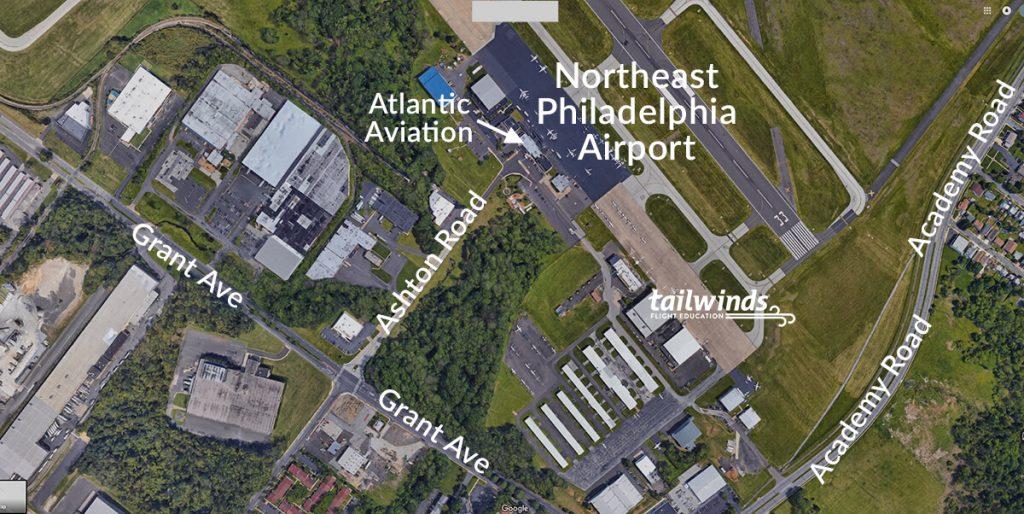 Southeast Corner Map